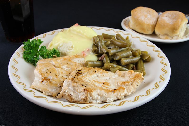 Grilled Chicken Breasts Tee Jayes Country Place Restaurants
